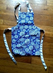 Apron - Blue Side